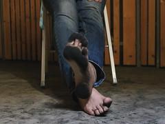 dirty party feet 561 (dirtyfeet6811) Tags: feet barefoot soles dirtyfeet dirtysoles blacksoles