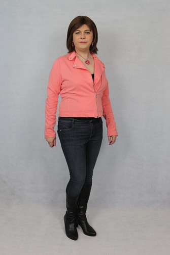 Casual pinkness