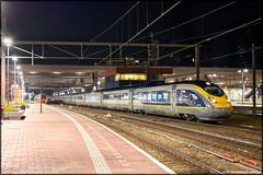 Eurostar 4013/4014, Rotterdam (NL) (Goederenboer) Tags: rotterdam eurostar 4014 centraal probefahrt homologation 4013 testrit