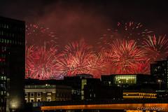 London New Years Eve Fireworks 2015 over London Bridge (Splendid What) Tags: london thames londonbridge fireworks londoneye newyear newyearseve riverthames countyhall pickfordswharf