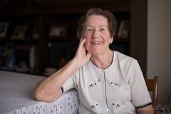 Amma (SteinaMatt) Tags: portrait matt photography grandmother grandfather mara amma afi vestfirir steinunn bolungarvk ljsmyndun steina lafsdttir matthasdttir steinamatt maralafsdttir