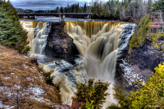 Kakabeka Falls, Ontario (Mike Taddeo) Tags: summer ontario canada mike water canon river photography bay photo spring photos falls thunder hdr ont