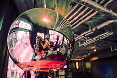 Autorretrato cruzado en Berlin (Nebelkuss) Tags: portrait selfportrait berlin self ego procesocruzado colours crossprocess colores retratos autorretrato elzoohumano thehumanzoo fujixpro1 fujinonxf18f2