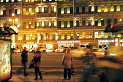 Nevsky (adam sharp) Tags: winter film 35mm stpetersburg photography russia olympus fujifilm saintpetersburg superia400 mjuii nevsky stp filmphotography россия mju2 fujifilmsuperia μmjuii санктпетербу́рг нéвский проспéкт