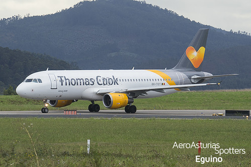Airbus A320-200 (OO-TCT) Thomas Cook Airlines