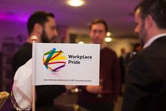 Nieuwjaarsreceptie Workplace Pride