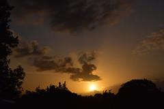 Gold (Dreaming of the Sea) Tags: sky storm clouds nikon d5500 18140mm twilight dusk gold goldensunset sun sunset nikon18140mm 1000v40f 1500v60f