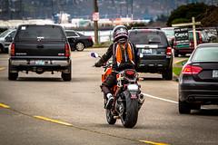 Super Duke (jetcitygrom) Tags: seattle cars canon naked washington duke super ktm motorbike alki motorcycle biker rider superduke 1290 70d