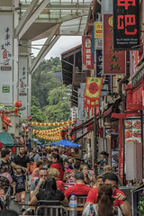 Singapore Chinatown (rcoulstock) Tags: street people food singapore chinatown streetphotography