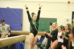 Gymnastics vs RIT Senior Day 1/7/16 (BrockportAthletics) Tags: home senior day gymnastics vs goodbye rit meet brockport 1716