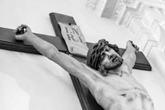 cruci fixus (wpt1967) Tags: church kirche dsseldorf crucifixion christus kirke canon50mm kreuzigung standreas kruzefix eos60d wpt1967