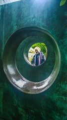 Cornwall_New_Year_2015_2016_2016_01_09_15_52_54 (James Hyndman) Tags: england cornwall unitedkingdom newyear sculpturegarden stives saintives mooseheads barbarahepworth moosehead westcornwall barbarahepworthmuseum barbarahepworthworkshop newyear2016