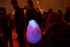Glowing Candyfloss (Michael Goldrei (microsketch)) Tags: lighting street pink light 3 london saint st festival night canon dark photography lights photo long exposure king glow photographer darkness purple cross time photos jan dusk mark iii january x nighttime kings lumiere 5d after glowing 16 envy pancras candyfloss kx 2016 kings lumiereldn