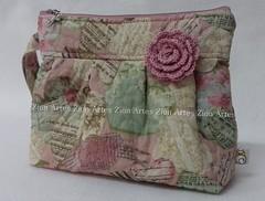 Necessaire Bella (Zion Artes por Silvana Dias) Tags: patchwork necessaire necessairepatchwork zionartes