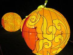 UK - London - Chiswick - Magical Lantern Festival - Oranges (JulesFoto) Tags: uk england london oranges chiswick chineselanterns chiswickpark chiswickhousegardens magicallanternfestival