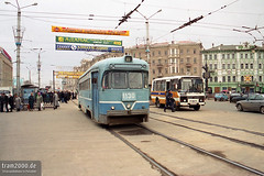 Kasan (RUS) (Robert Leichsenring) Tags: russia streetcar tramway kasan strassenbahn kazan russland россия трамвай казань strasenbahn
