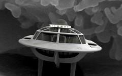 Proteus submarine  submerged, lymphocytes (janitor35) Tags: voyage 3d fantastic artwork model anniversary sub submarine blender rendering proteus uboot u91035