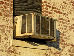 Window air conditioner at Lorton Reformatory (SchuminWeb) Tags: county wood windows building abandoned window virginia wooden closed december ben web air airconditioner prison va jail fairfax facility corrections abandonment plywood conditioner prisons jails unit correction redevelopment correctional conditioning lorton 2015 reformatory redeveloping lortonreformatory schumin schuminweb