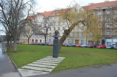 DSC_0180 (ruszarub) Tags: monument prague pushkin