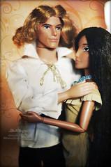 John_Poci 03 (Lindi Dragon) Tags: john doll dolls smith disney mattel pocahontas disneystore disneyprincess