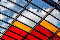 Amsterdam Central Station Bus Terminal (christian.grelard) Tags: roof netherlands dutch station amsterdam architecture canon eos couleurs central ciel toit 700d canonfrance