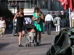 amp-1040 (vsmrn) Tags: woman crutches amputee onelegged