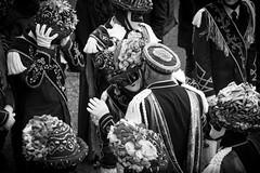 Un ballo in maschera (drugodragodiego) Tags: street people blackandwhite bw italy music blackwhite mask pentax streetphotography folklore carnevale lombardia biancoenero k3 maschere ballerini bagolino vallesabbia provinciadibrescia valledelcaffaro pentaxda50135mm smcpentaxda50135mmf28edifsdm carnevaledibagolino balar pentaxk3