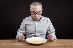 40/366 - Crpe (RobLee.info) Tags: selfportrait me oneaday table lemon flash knife plate fork sp ocf photoaday february jif pictureaday pancakeday 2016 project365 ef24105mmf4lisusm strobist project36540 canoneos6d project36509feb16