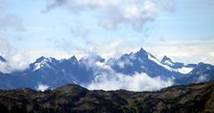 Borealis Peaks in Cloud (Dru!) Tags: canada bc britishcolumbia bellacoola borealis coastmountains rainbowrange borealispeaks hammerlakesandrainbowrange