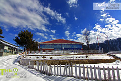 Afaq Hotel of Shogran in Winter (Tanwir Jogi ( www.thetrekkerz.org )) Tags: travel winter pakistan house snow travelling tourism beautiful clouds trekking trek hotel colours cannon punjab drama tours shogran lahore treks governer jogi 50d beautifulpakistan tanwir travelinginpakistan cannon50d thetrekkerz tanwirjogi wwwthetrekkerzorg
