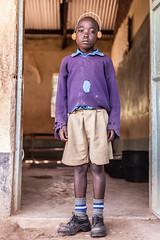 Beat by Dr. Dre? (ReinierVanOorsouw) Tags: africa travel boy people kid kenya afrika earplugs kenia atschool mensen kakamega kenyai eastafrica drdre كينيا reisfotografie κένυα reiniervanoorsouw oostafrika کنیا kidportrayed rippedcloths कीनिया