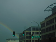 Rainbow # 1 (rjgivnin Sr) Tags: tinroofrusted