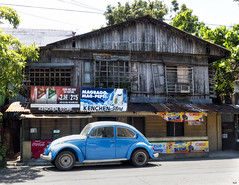 Dated (Beegee49) Tags: street old city house car vw philippines beetle bacolod period dated