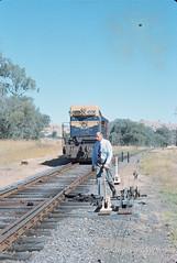 7701C-06 (Geelong & South Western Rail Heritage Society) Tags: last train australia victoria aus everton tclass beechworth