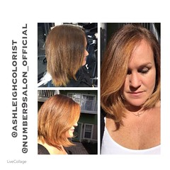 "#beforeandafter #hairpainting by #number9salon @ashleighcolorist . #stpetefl #stpete #style #haircut #hair #color #balayage #florida #modernsalon #salonlife • <a style=""font-size:0.8em;"" href=""http://www.flickr.com/photos/41394475@N04/25179807910/"" target=""_blank"">View on Flickr</a>"