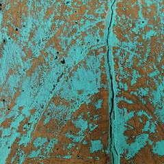 fissure (vertblu) Tags: wood abstract texture vertical paint turquoise teal textures peelingpaint remains abstrakt fissure oldpaint trkis paintedwood fissured texturesquared vertblu