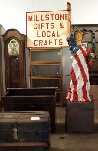 Statue of Liberty - $253.00 (Sold July 17, 2015)
