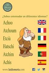 Que no te falten klínex  #laidiomeria #onomatopoeicsound #achoo #englishschool #kleenex (laidiomeria) Tags: kleenex achoo englishschool laidiomeria onomatopoeicsound