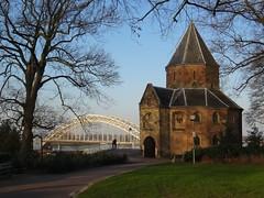 Nijmegen: Valkhofpark (harry_nl) Tags: park netherlands nijmegen nederland chapel valkhofpark 2016 valkhof valkhofkapel sintnicolaaskapel
