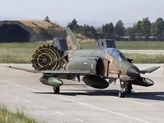 RF-4E 77-1764 CLOFTING IMG_2963FL (Chris Lofting) Tags: mta phantom f4 larissa matia 348 rf4e greekairforce lglr 771764