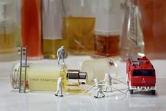 Stinkezeug (Fusselhirnchen) Tags: people little tiny makro figuren noch modellbau faller merten preiser h0 miniaturen pppies miniaturwelten