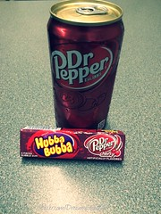 This just made my day! #DrPepper #HubbaBubba #ChewingGum #SoftDrink (Dreamcasting Life) Tags: drpepper chewinggum softdrink hubbabubba