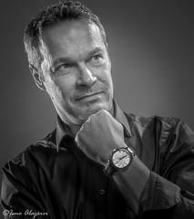 Heikki (instagram: ismoalajarvi) Tags: men canon grey model watch charm oulu potrait muotokuva valokuvaus