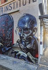 Hancock Heesco Blender 2016-04-07 (6D_1028-30) (ajhaysom) Tags: streetart graffiti australia melbourne hancock canon1635l heesco canoneos6d blenderstudios