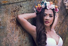 Audrey Queen of the flowers (EH4-ASH-CHE-TET) Tags: portrait beauty fashion photography singapore lingerie filipina sentosa mode