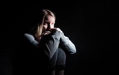 DSC_0263 (delaet.bram) Tags: light portrait color studio one saturated nikon sad problem feelings depressing d90