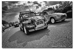 Le gang des Citron (Laurent CLUZEL) Tags: paris car vintage french nikon citron 2cv vr dyane manifestation priphrique d610 2485 touchepasamonancienne