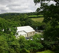 Mary Tavy Power Station (gis_uwe) Tags: mary dartmoor hydroelectric hydropower tavy