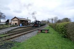 P4160110 (Steve Guess) Tags: uk england usa train kent tank railway loco steam gb locomotive eastsussex 30065 060t