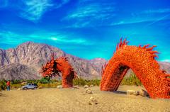 IMG_9860_tonemapped.2 (Michael F. Nyiri) Tags: california sculpture art desert anzaborrego southerncalifornia metalsculpture temeculacalifornia ricardobreceda